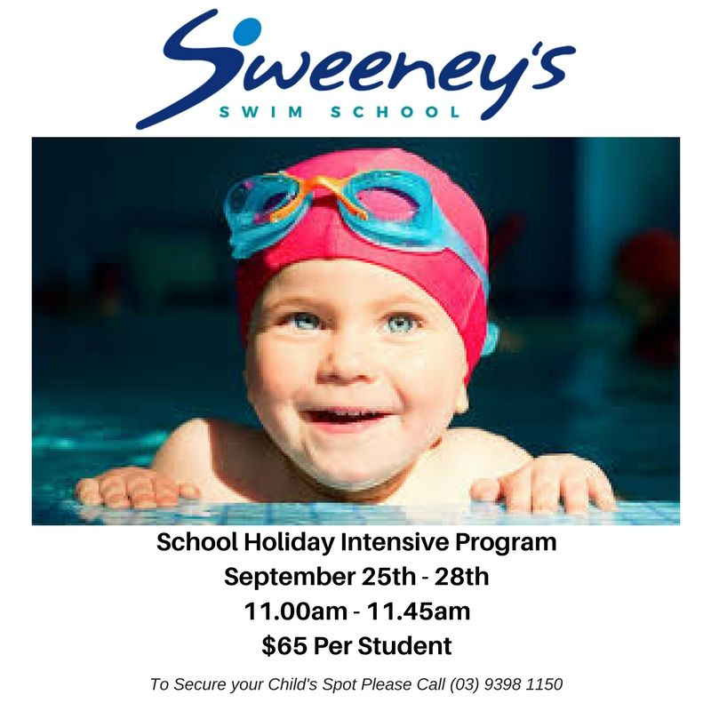 Intensive Swim Program